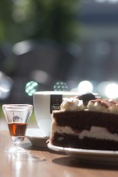 Kwaliteit zit ook in genieten van een goede kop koffie