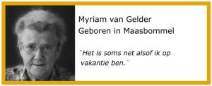 Banner Myriam van gelder