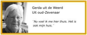 Banner Gerda uit de Weerd